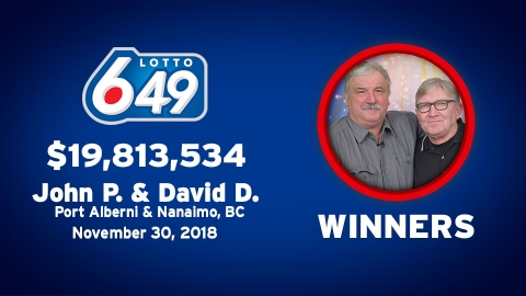 Lottery winners and winners' stories | BCLC
