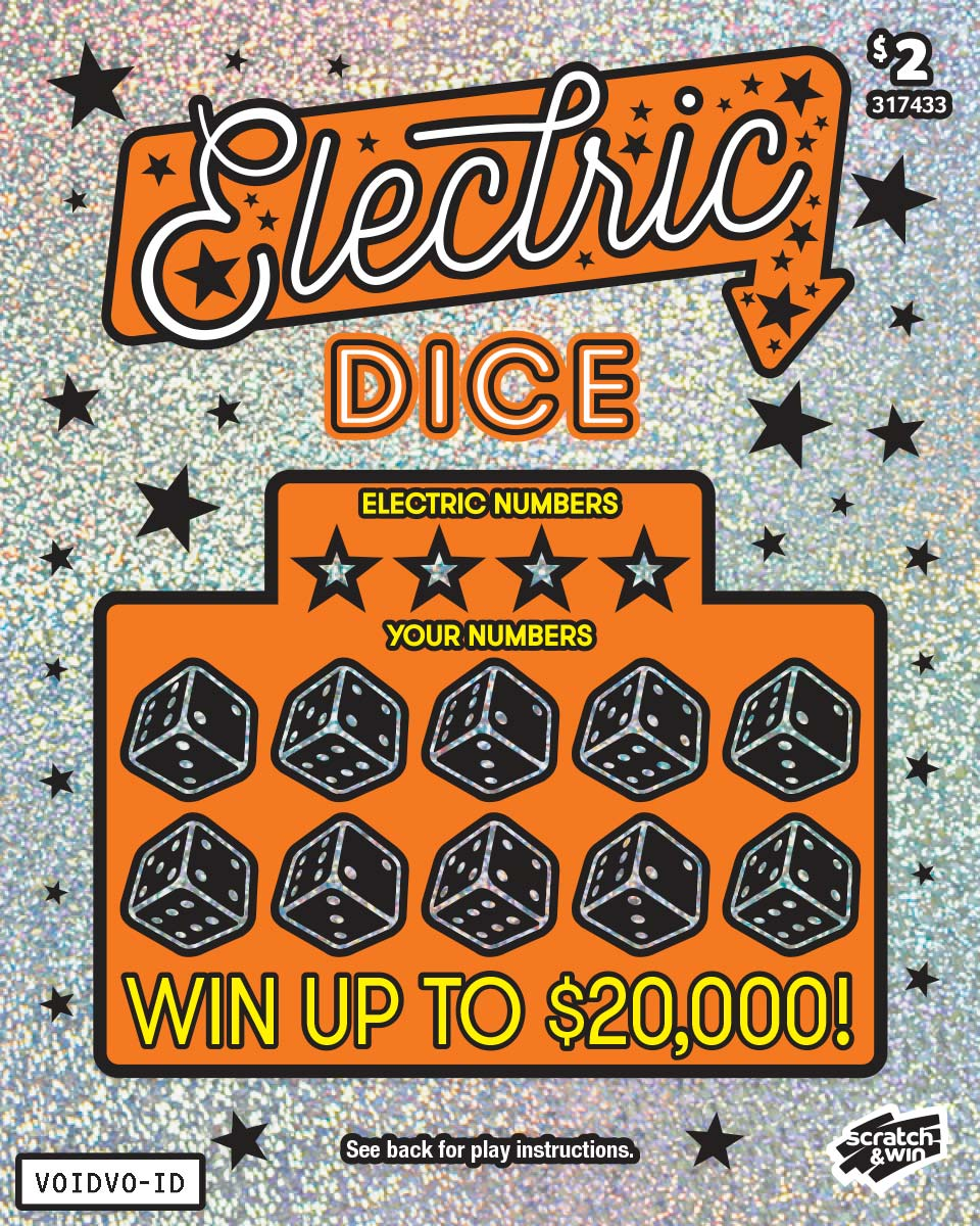 BCLC Electric Dice 317433 2