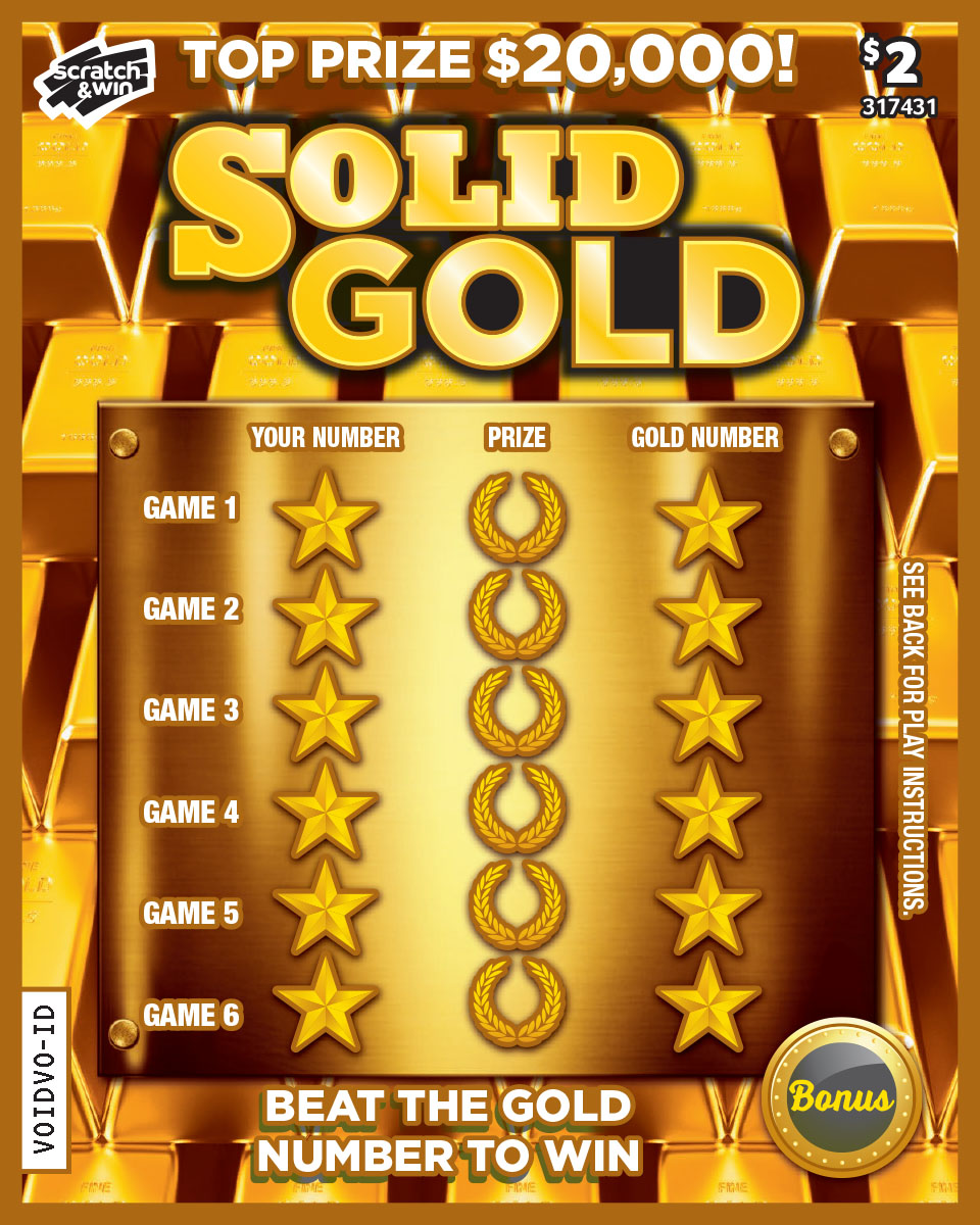 BCLC Solid Gold 317431