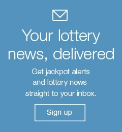 Your lottery news delivered