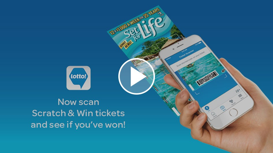 Set for life- Scratch & Win | BCLC